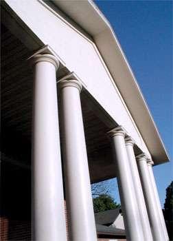 Murney Clinic Columns Photo