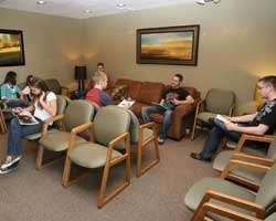 Murney Clinic Lobby Photo