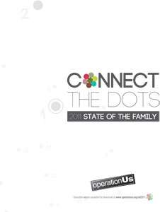 2011 State of the Family Report cover
